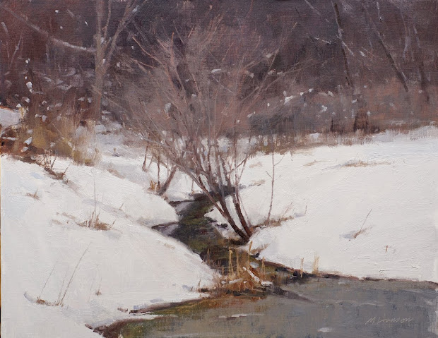 Painting Life - Marc . Hanson November 2010