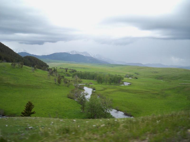 Sweetgrass Montana