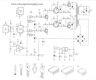circuit for anything: DC24V to AC220V Inverter 300W by