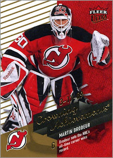 2009-10 Fleer Ultra blaster break