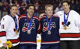 2002 Olympic Hockey Photos