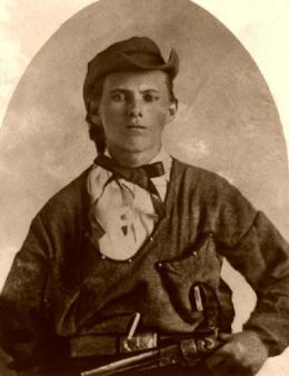 Guest Post : Jesse James & The Mysterious Buried Treasure of The Wichita Mountains