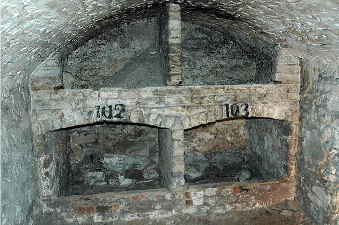 The Underground Vaults of Edinburgh