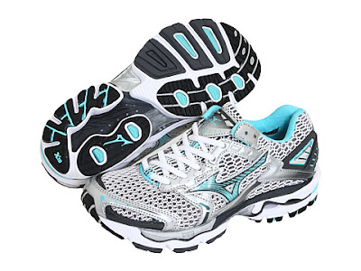 75a068223347d My Superficial Endeavors: Mizuno Wave Nirvana 6 Women's Running Shoes
