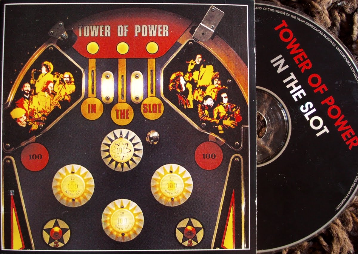 Tower Of Power In The Slot