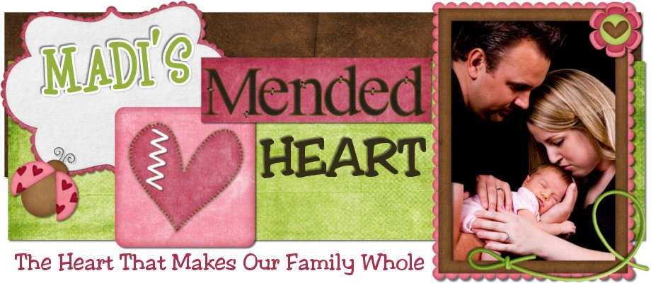 Madi's Mended Heart