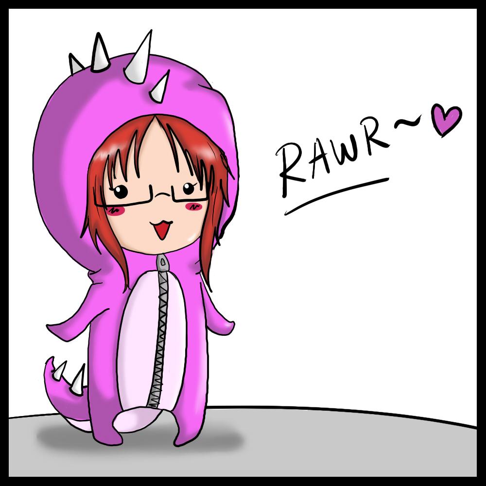 Rawr girls