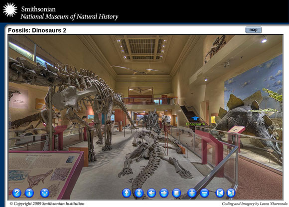 Smithsonian National Museum Of Natural History Virtual Tour