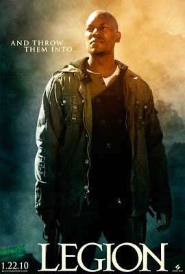 Legion Tyrese Gibson film poster