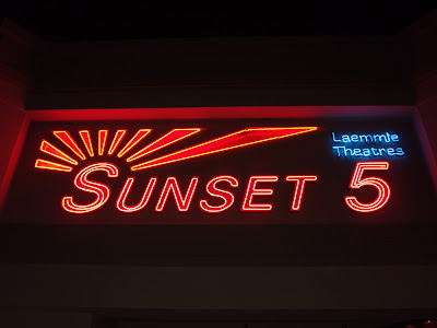 Sunset 5 cinema