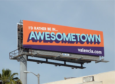 Awesometown billboard