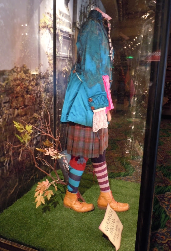 Johnny Depp The Mad Hatter film costume