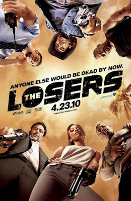 The Losers film poster