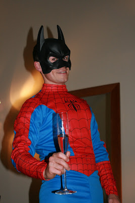 Halloween Bat-Spider-man