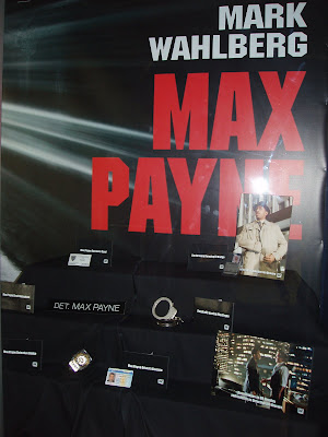 Film props from Max Payne