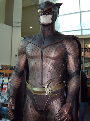 Nite Owl II Watchmen movie costume