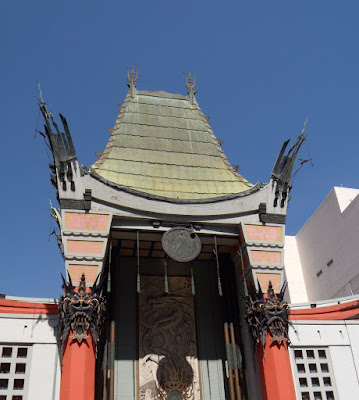 Mann's Chinese Theatre in Hollywood