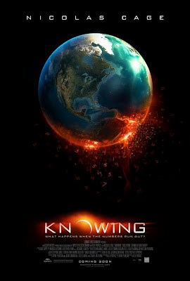 Movie poster for Knowing