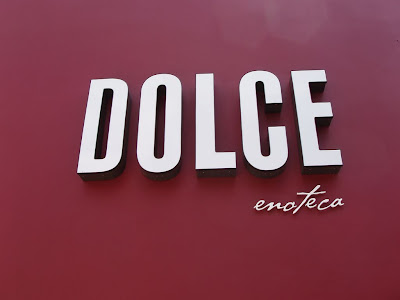 Dolce restaurant on Melrose has closed
