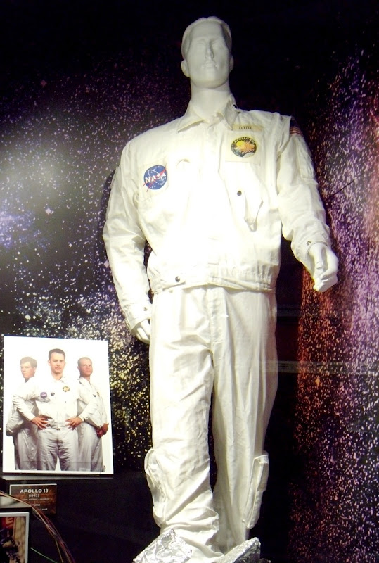 Tom Hanks original Jim Lovell movie costume from Apollo 13