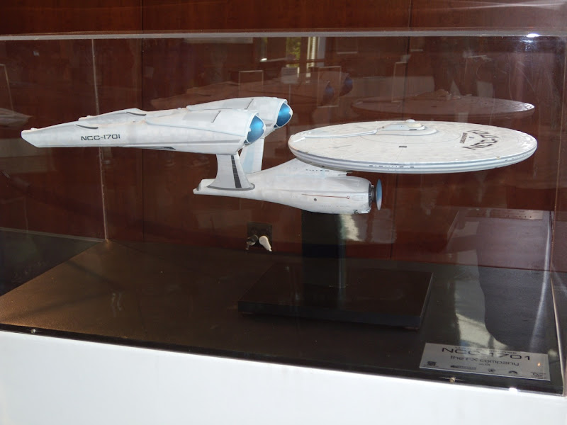 Star Trek Enterprise NCC-1701 FX Company replica