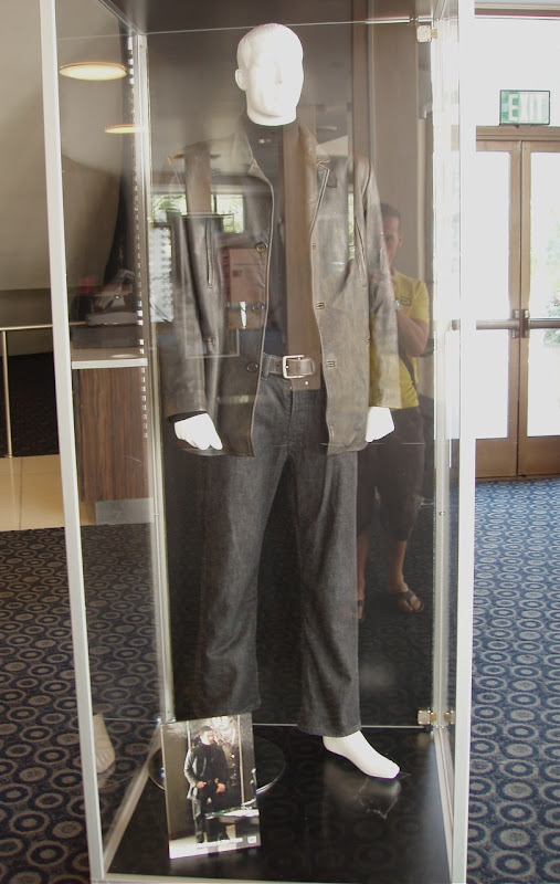 Original Mark Wahlberg Max Payne movie costume
