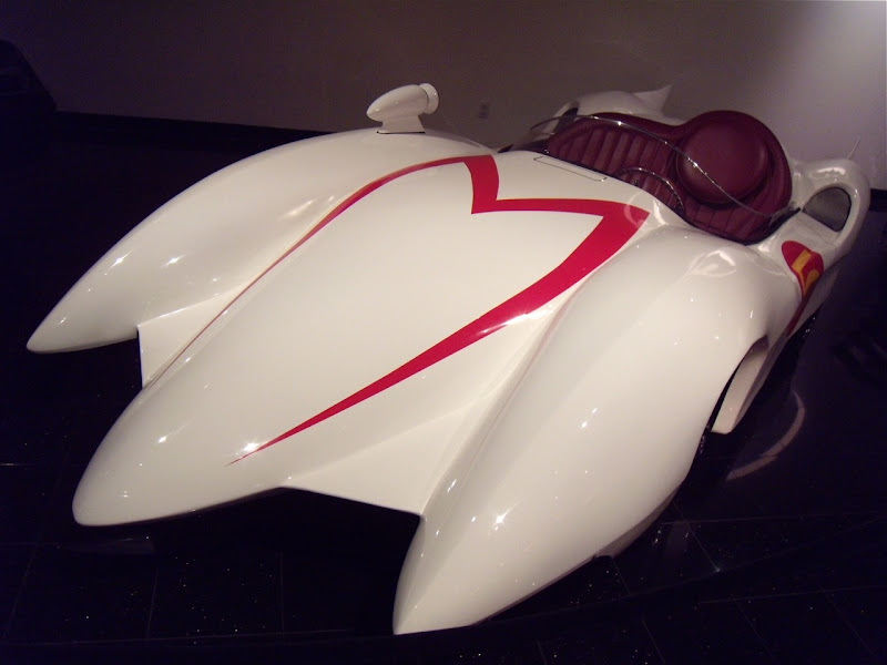 Speed Racer 1999 Mach 5 replica