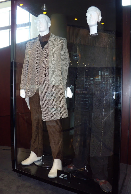 Original Star Trek Vulcan movie costume