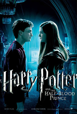 Harry and Ginny movie poster