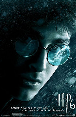 Harry Potter 6 film poster