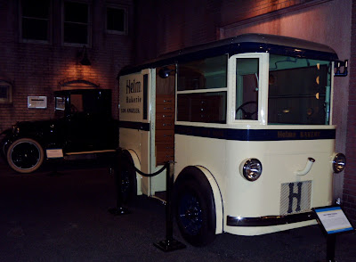Helms Bakeries 1931 Twin Coach delivery truck