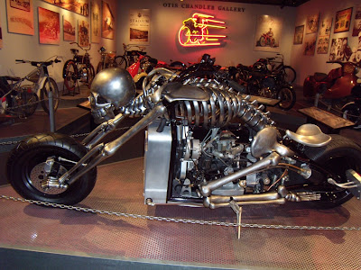 John Holt 2006 Skeleton Bike