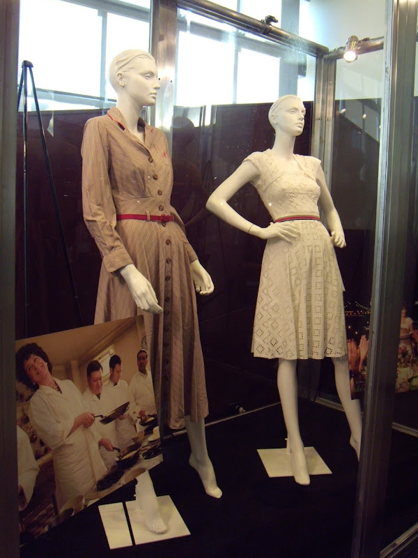 Original Julie & Julia movie costumes