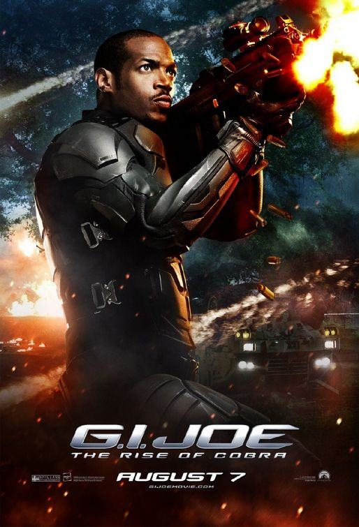 Ripcord GI Joe movie poster
