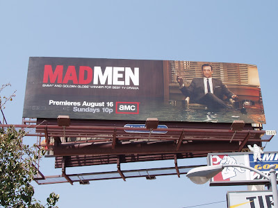 Mad Men TV billboard