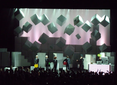 Pet Shop Boys Greek Theatre encore