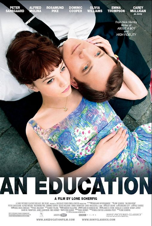 An Education film poster