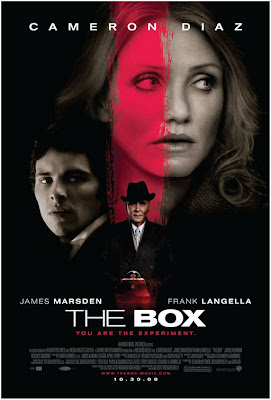 The Box film poster