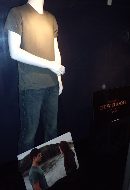 Taylor Lautner Twilight New Moon Jacob costume