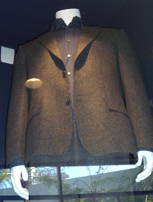 Robert Pattinson's Edward Twilight New Moon costume