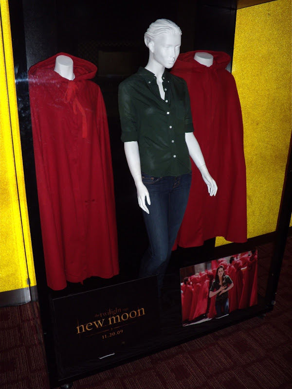 Kristen Stewart's Bella costume from Italy in Twilight New Moon