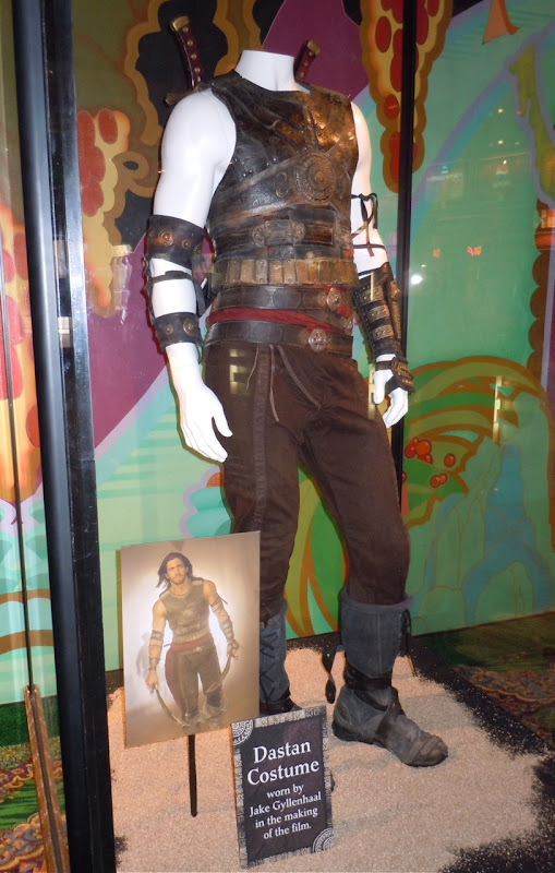 Prince of Persia Jake Gyllenhaal costume