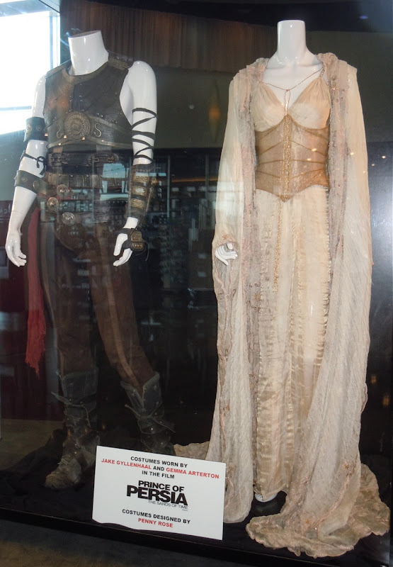 Original Prince of Persia movie costumes