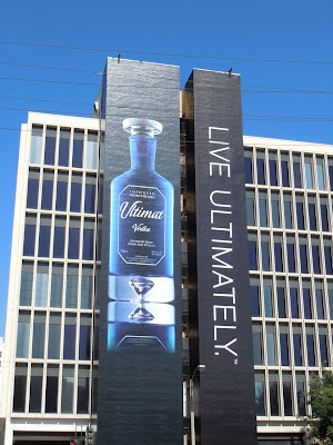 Ultimat vodka billboard