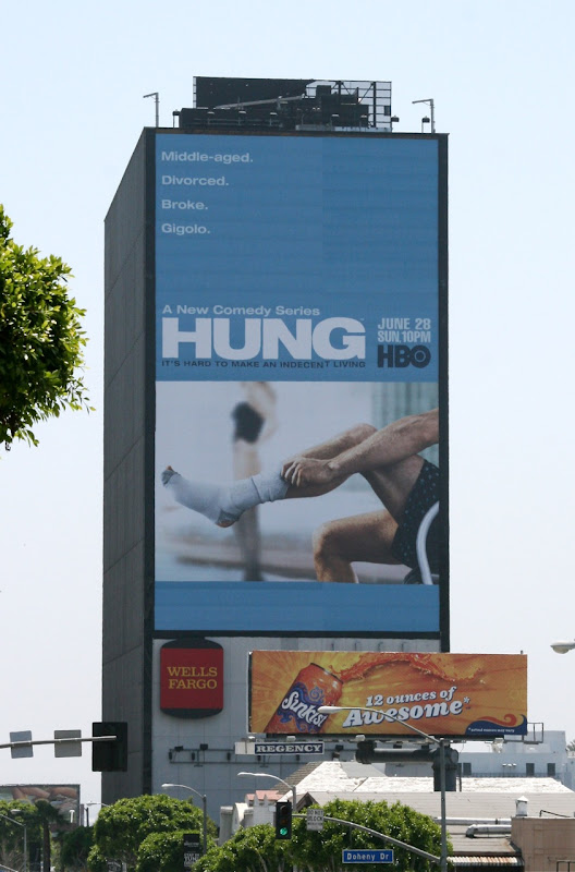 Hung season 1 TV billboard