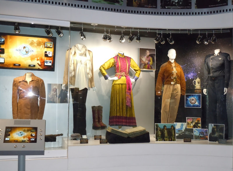 Original Universal Studios movie costumes