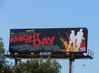 Knight and Day billboard