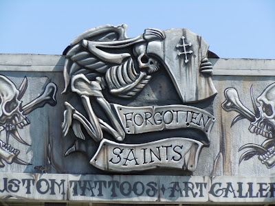 Forgotten Saints angel of death