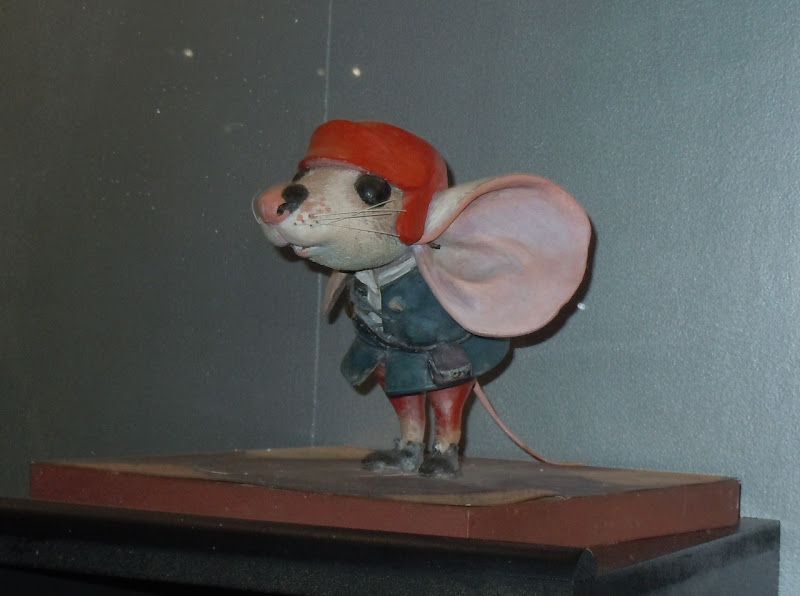 The Tale of Despereaux animation maquette