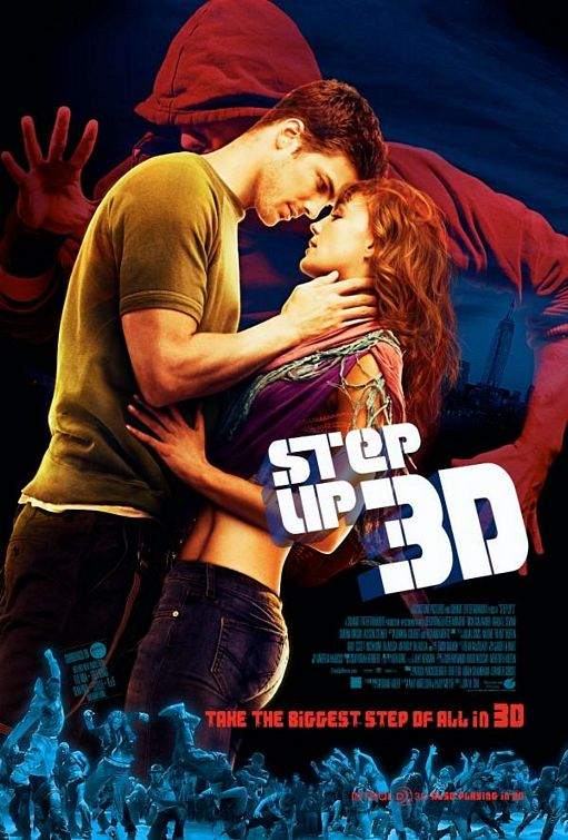 Step Up 3D film poster